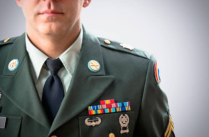 decorated army official
